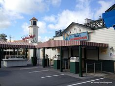 Rosie's all-American cafe @ Disney Hollywood Studios