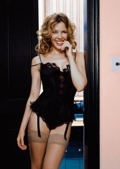 Kylie Minogue delightful! <3