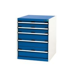 Bott ® industrial drawer cabinet with heavy duty drawers that extend to for robust workshop storage. Slim Bookcase, Bookcases For Sale, Black Bookcase, Large Bookcase, Industrial Drawers, Industrial Shelving, White Display Cabinet, Display Cabinets, Corner Display Unit