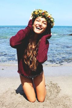 Love the flower crowns, I want to get one so bad but do not know where I would wear it.