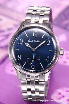 PAUL SMITH / ポールスミス 腕時計 The City (ザ・シティ) SS/ネイビー BB5-011-71 【ポールスミス 時計】【楽天市場】