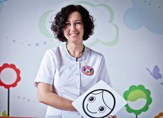 Dr Maria Turska-Specjalność:okulistyka dziecięca, badania angiograficzne dna oka, pomoce optyczne dla słabo widzących.