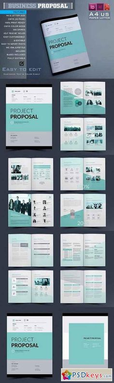 Proposal Layouts Proposal Design On Behance  Idea  Pinterest  Proposals Behance .