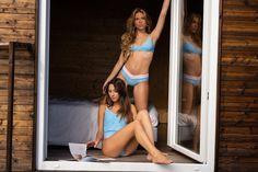 Bikinis, Swimwear, Artsy, Collection, Fashion, Bathing Suits, Moda, Swimsuits, Fashion Styles