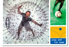 Imagebroschüre Play & Fun Team
