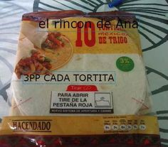 Tortitas Snack Recipes, Healthy Recipes, Chips, Weight Loss, Bread, Cooking, Food, Packaging, Cooking Recipes