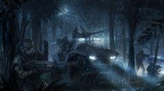 Where Halo, Star Wars & Warhammer Meet