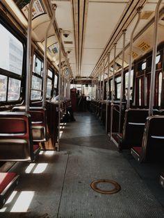 #TTC #Toronto #Bus #Interior #Public #Transit | jam | VSCO Grid Bus Interior, Canada, Vsco Grid, Art Inspo, Toronto, Street View, City, Bedroom Ideas, Public