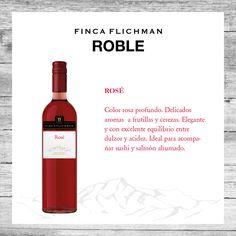Flichman Roble - Rosé