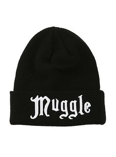 Harry Potter Muggle Watchman Beanie | Hot Topic