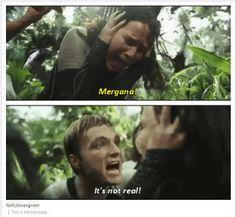 Shut it, Peeta! You know nothing! #OTPISCANON #LEAVEMEALONEWITHMYFEELS lol --description by Frodo the Second