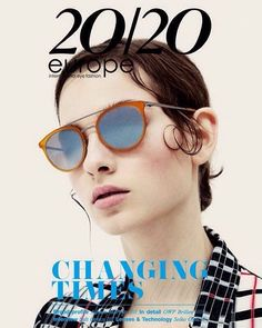 #Throwback to MODO Paper-Thin Sunglasses on the cover of @2020europemag…