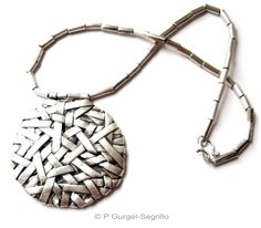 jewellery series created by designer-maker P Gurgel-Segrillo