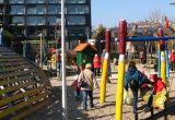 Budapest with Kids / Children's Playground in Millenaris