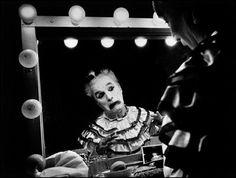 W. Eugene Smith // Charlie Chaplin // 1952