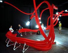 OnSite Installations by Sebastien Wierinck » CONTEMPORIST
