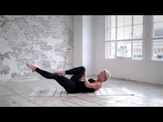The Model Method 15 Minute Workout - YouTube