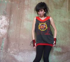 #Slayer minidress by Aifa on Etsy, €17.00