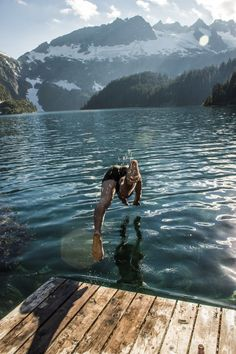 """alpine-spirit: """" The Endlessness of Summer Lake Lovelywater, Tantalus Range. Northwest of Squamish, BC. Adventure Awaits, Adventure Travel, Forest Adventure, The Places Youll Go, Places To Visit, Beautiful World, Beautiful Places, Seen, Lake Life"""