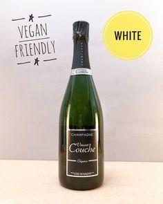 Champagne Vincent Couche -Vegan and biodynamic sparkling wine Elegance Brut - Pinot Noir and Chardonnay #Demeter #Healthy #veggie #Chardonnay #PinotNoir
