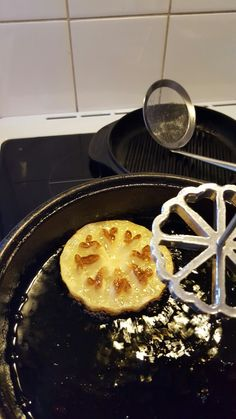Grill Pan, Grilling, Pie, Desserts, Food, Pinkie Pie, Tailgate Desserts, Deserts, Griddle Pan