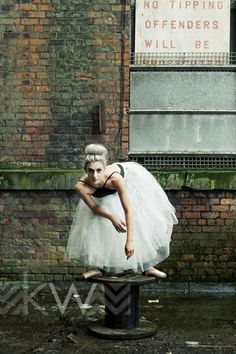 Ballet - Grunge and Grace Kirsty Wiseman Photography - Wigan and North West