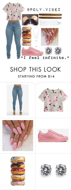 """""""I think I'm back with being active with outfits..."""" by xo-mindless ❤ liked on Polyvore featuring H&M, Wallflower, CZ by Kenneth Jay Lane, Miss Selfridge, women's clothing, women's fashion, women, female, woman and misses"""