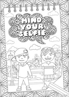 Mindfulness Can Improve Our Well Being Mindful Colouring Asks Students To Focus On How