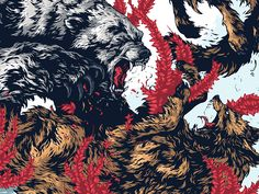 City of the Lost / Wild Wind Blows on Behance