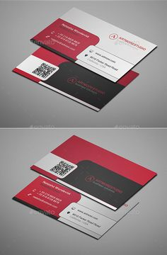 Modern simple business card template free vector branding simple business card vol xxviii colourmoves
