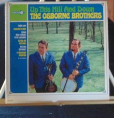 The Osborne Brothers Lp Up This Hill And Down Very Good #BluegrassAlternativeCountryAmericanaEarlyCountryTraditionalCountry