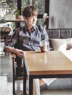 K-Wave May Issue - Choi Jin Hyuk