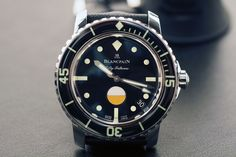 Blancpain Fifty Fathoms Tribute To Mill-Spec