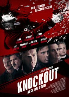 """Knockout - Resa dei conti"" di Steven Soderbergh"