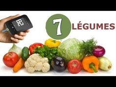 Top 7 LÉGUMES contre le DIABÈTE - YouTube