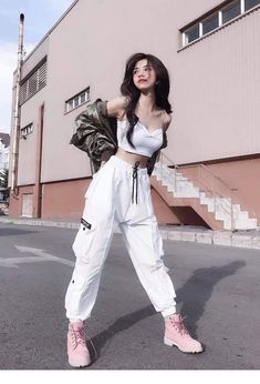 22 Cute Hipster Outfits That Will Inspire You ko. - 22 Cute Hipster Outfits That Will Inspire You korean fashion The Ef - Teen Fashion Outfits, Edgy Outfits, Cute Casual Outfits, Mode Outfits, Dance Outfits, Girl Outfits, Fashion Dresses, Kpop Outfits, Urban Outfits