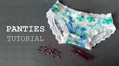 Making a Dress From Curtains - Part Two - YouTube