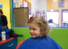 Capitol Momma shares her spring haircut experience at our Congressional Plaza salon.