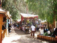 Laguna Beach Sawdust Festival ~ so many creative artists, so much to see!