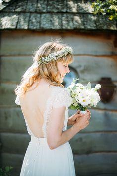 Joli mariage - Photo de couple - Laure De Sagazan (robe / dress) - Beautiful wedding in south of France