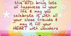 Happy Eid mubarak to all :-)