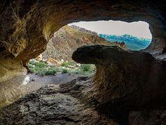 The Wave Cave - Superstition Wilderness, AZ