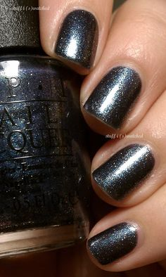 OPI-On Her Majesty's Secret Service