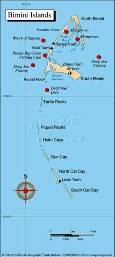 1000 Images About Maps Of Bimini Amp The South East Florida Coastline On Pinterest Florida