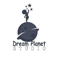 Dream Planet Studio logo