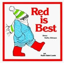 "Is red best? Katie DiCesare writes, ""This book helped my first graders begin to identify their opinion about simple things like their favorite color. It also helped us identify conflicting opinions. Where mom wanted Kelly to wear the brown mittens because they would keep her hands warmer, Kelly insisted that her ratty torn red mittens would make better snowballs.  When thinking about opinions, it is important to consider both sides."""