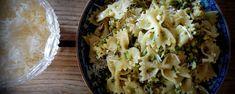 Φιογκάκια με πέστο μπρόκολο - συνταγή mamatsita.com
