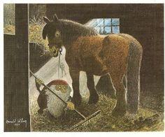 Harald Wiberg,not for trade - maria-liisa Paksuniemi - Picasa-Webalben Fantasy Dwarf, Nordic Art, Winter Wonder, Children's Book Illustration, John Bauer, Vintage Postcards, Faeries, Gnomes, Elves