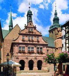 Buchen altes Rathaus
