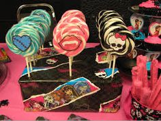 Image result for monster high party food